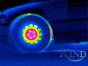 图片:跑步轮胎