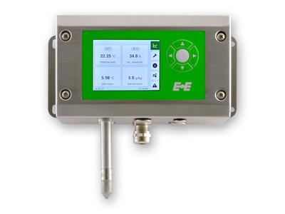 EE310 温湿度变送器不锈钢外壳