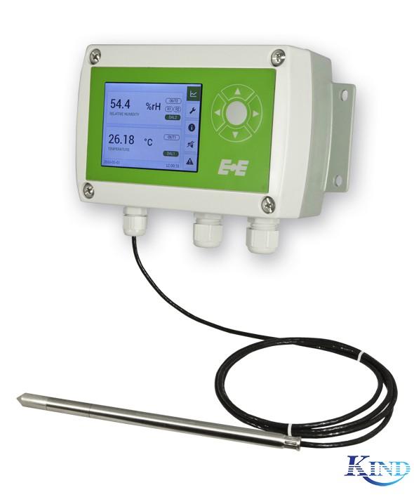 用于苛刻环境过程控制的高端温湿度变送器