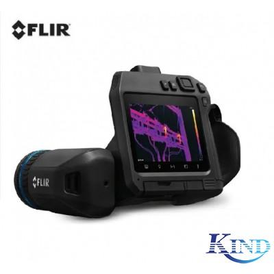 FLIR T840™ 高性能红外热像仪  配备全新目镜取景器,适用于户外检测
