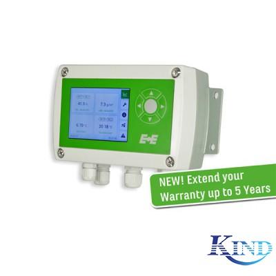 E+E EE310 高端温湿度变送器 工作温度达180°C