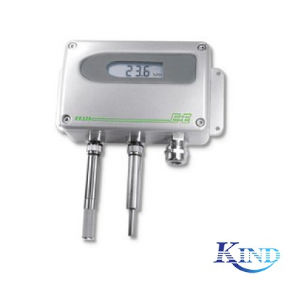 E+E EE220  可更换数字探头的温湿度变送器