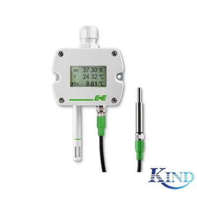 E+E EE211 应用在持续高湿环境的温湿度变送器