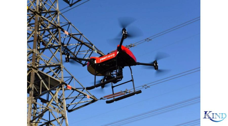 无人机红外航拍-演示视频