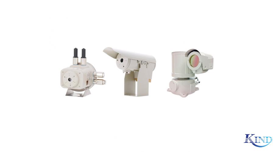 NEC AVIO 红外热像测温防爆监控系统